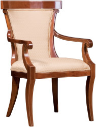 Stickley Klismos Arm Chair 1