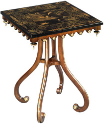 Stickley Chinoiserie Occasional Table 1