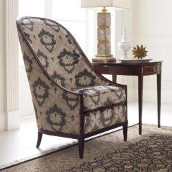 Stickley Iribe Salon Chair 1