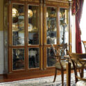 Stickley Russian Double Cabinet