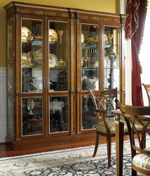 Stickley Russian Double Cabinet 1