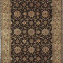 Stickley Mughal Silk Black