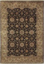 Stickley Mughal Silk Black 1