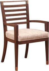Stickley Addison Ladder Back Arm Chair 1