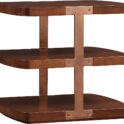 Stickley Brower Tiered End Table