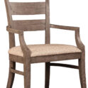 Stickley Modern Loft Ladder Back Arm Chair