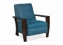 Hancock and Moore Adirondack Quilted Chair