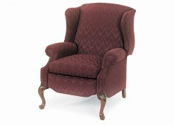 Hancock and Moore Alexander Wing Chair Power Recliner