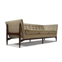 THAYER COGGIN Button Up-Sofa