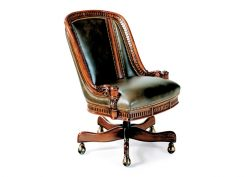 Hancock and Moore Appointment Swivel-Tilt Chair