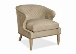 Hancock and Moore Alaina Quilted Chair
