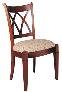Stickley Lafayette Lattice Side Chair