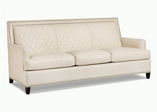 Hancock and Moore Arrington Quilted Sofa