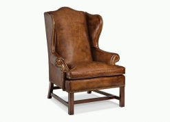 Hancock and Moore Barron Wing Chair