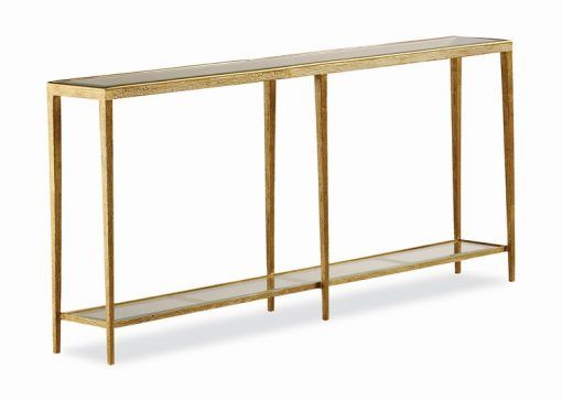 Hancock and Moore Jinx Large Brass Console