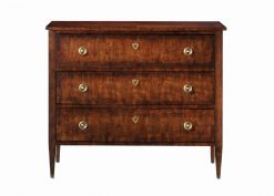 Hancock and Moore Low Drawer Chest