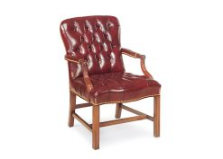 Hancock and Moore Arnold Tufted Chair