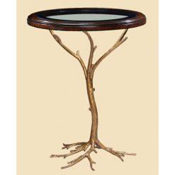 MARGE CARSON Bonsai Chairside Table