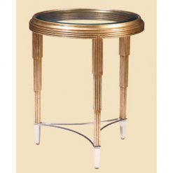 MARGE CARSON Bossa Nova Round Chairside Table
