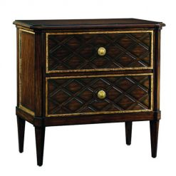 MARGE CARSON Cross Channel Nightstand