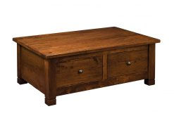 Stickley American Rustic Cocktail Table