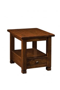 Stickley American Rustic End Table