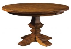 Stickley Winchester Lodge Pedestal Table
