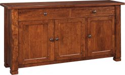 Stickley American Rustic TV Console
