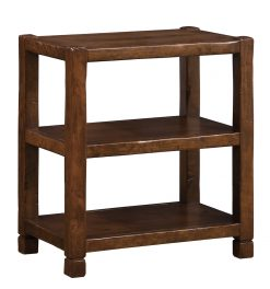 Stickley American Rustic Lamp Table