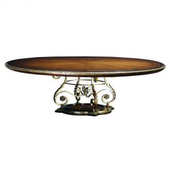 MARGE CARSON Seville Pedestal Dining Table