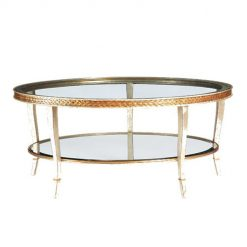 MARGE CARSON Tango Round Cocktail Table
