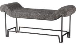 Baker Iron Eye Bench
