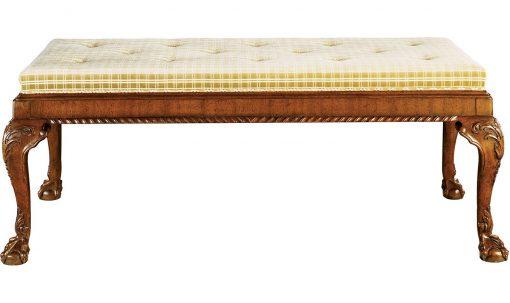 Baker Irish Baroque Bench