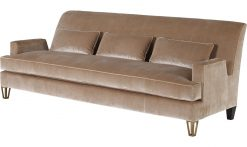 Baker Almandine Sofa