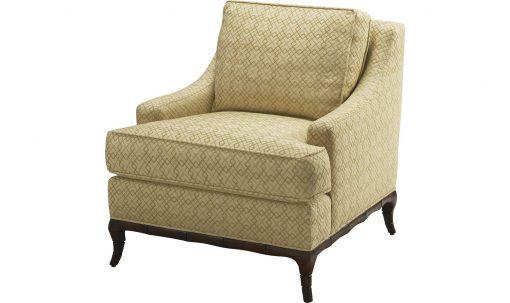 Baker Bamboo Lounge Chair