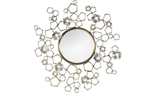 Baker Blossom Mirror
