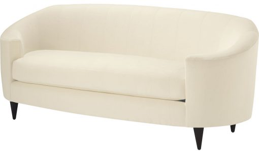 Baker Oval Sofa