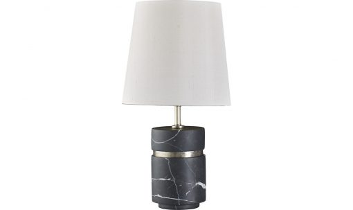 Baker Band Short Table Lamp