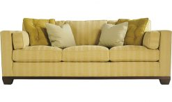 Baker Reeded Base Sofa