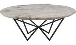 Baker Tumble Cocktail Table