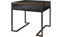 Baker Straight Up Side Table