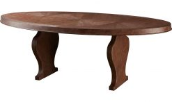 Baker Grand Concorde Oval Table