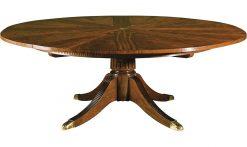 Baker Capstan Table