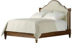 Baker Venetian Bed (Upholstered/King)