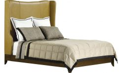 Baker Dane Upholstered Bed (King)