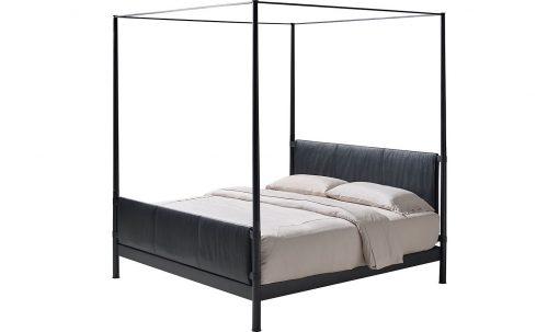 Baker Caged Queen Bed