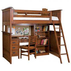 Stickley Student Desk Hutch