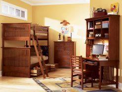 Stickley Bed Storage Unit