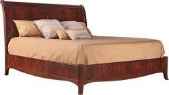 Stickley Whitehall Sleigh Bed