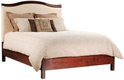 Stickley Chelsea Upholstered Bed